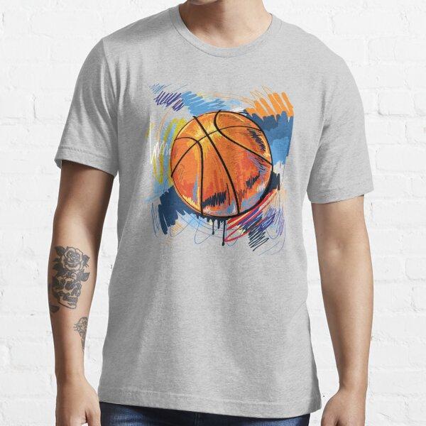 Basketball graffiti art Essential T-Shirt