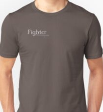 Fighter - Dungeons and Dragons T-Shirt