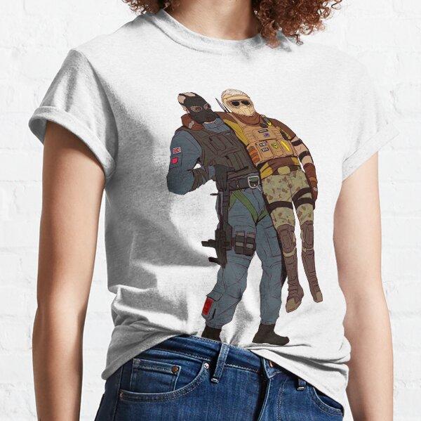Mozzie et luge (Art 01) T-shirt classique
