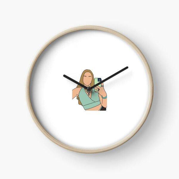 Sienna Mae Gomez Clock