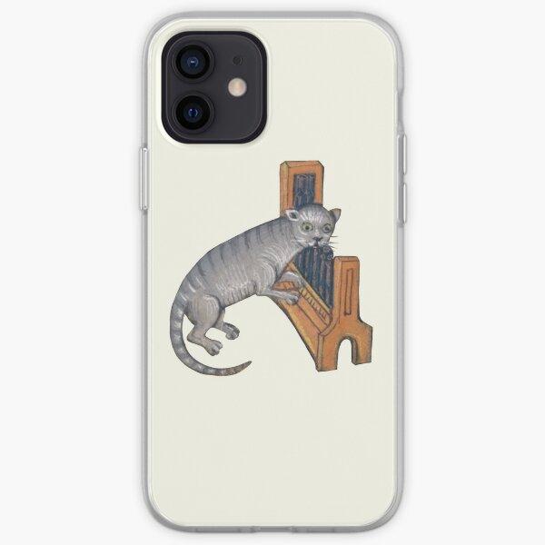 Organ Cat Marginalia iPhone Soft Case