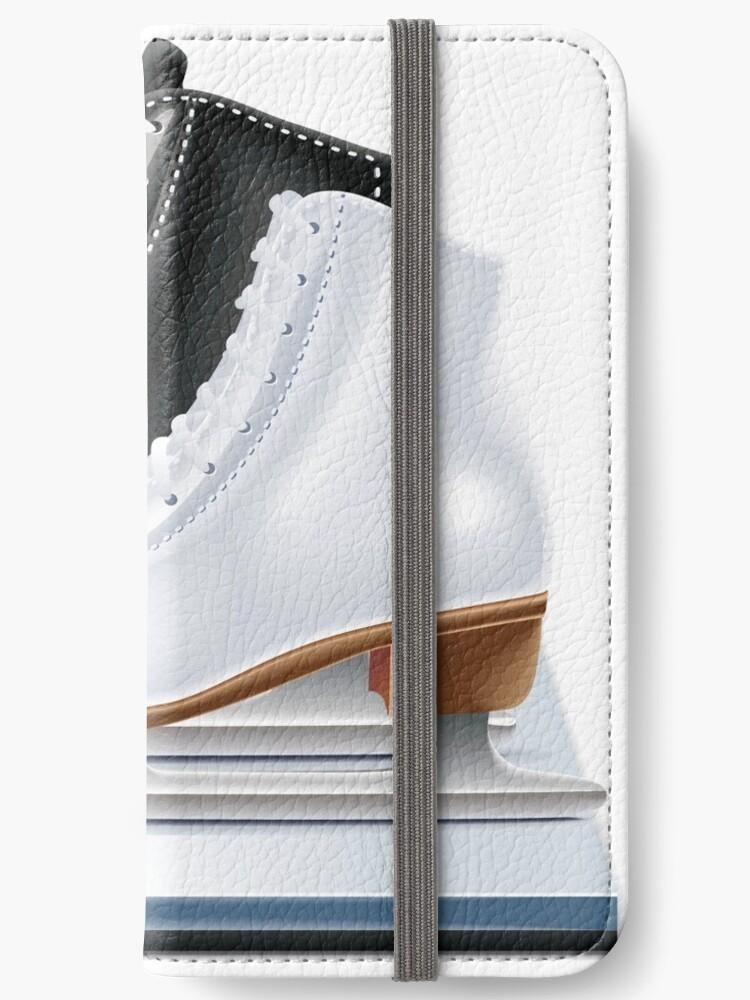 Ice hockey shoes icons by lovingangela
