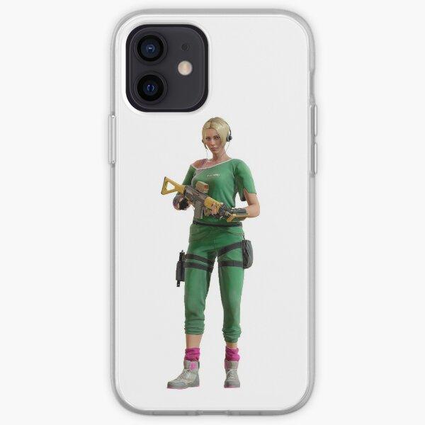Elite Iq Rainbow Six (Picture 02) iPhone Soft Case