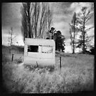 Abandoned Caravan_2 by Steve Lovegrove