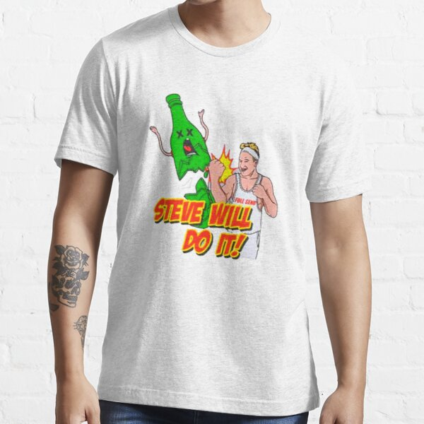 Best Selling Steve Will Do It Essential T-Shirt