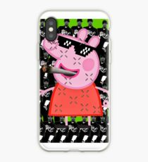 MLG Peppa Pig/Snoopy Dogg iPhone Case