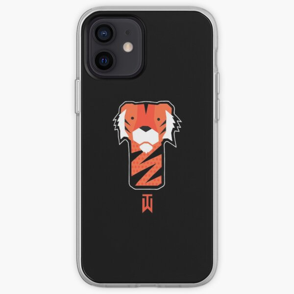 Tiger Woods Frank iPhone Soft Case