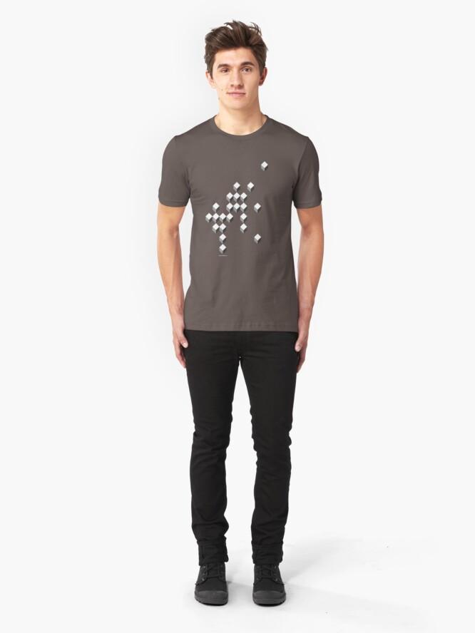 Alternate view of Kube Slim Fit T-Shirt