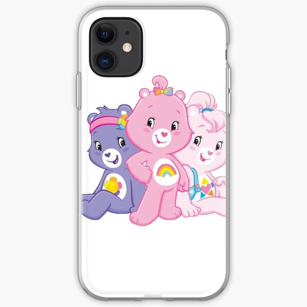 Care Bears  iPhone Soft Case