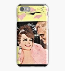 Everybody Could See That His Head Was Flat Except Her iPhone Case/Skin