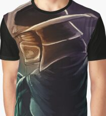Shredder Foot Clan Grandmaster Graphic T-Shirt