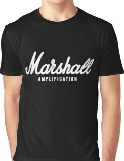 Marshall Amplification Graphic T-Shirt