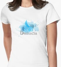 Abstract Demacia Logo T-Shirt