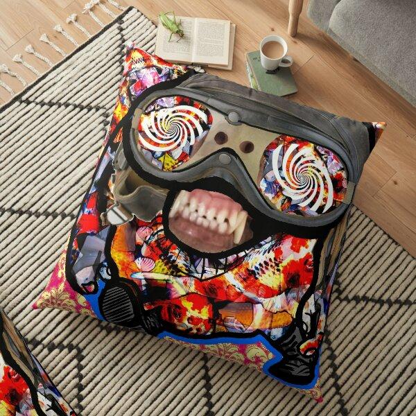 Monstadelic 293 2 Floor Pillow