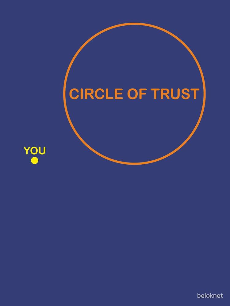 «Cercle de confiance» par beloknet