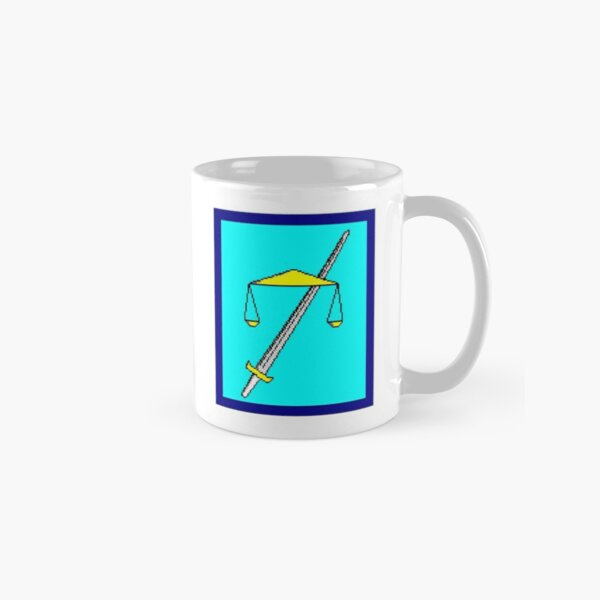 TempleOS Classic Mug