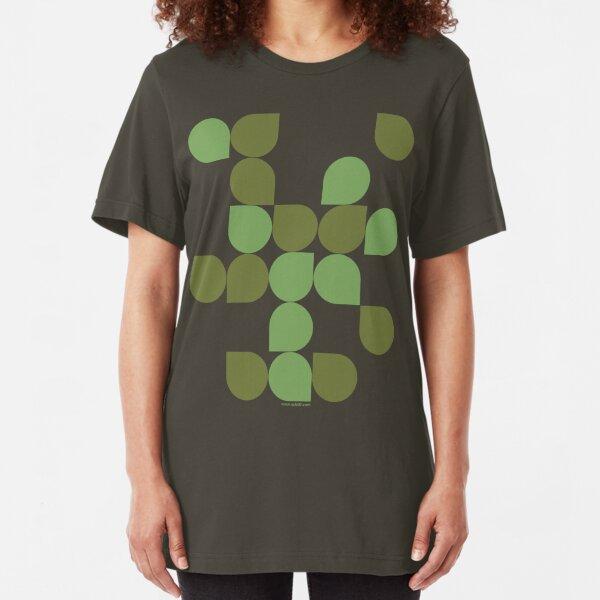 bubbles Slim Fit T-Shirt