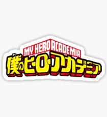 Boku no Hero - My hero academia Sticker