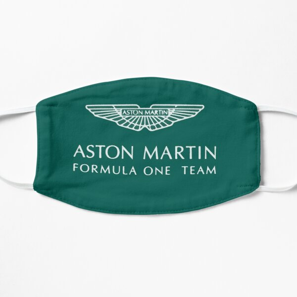 Logo artistique Aston Martin F1 Masque sans plis