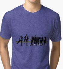 Reservoir mashup Tri-blend T-Shirt