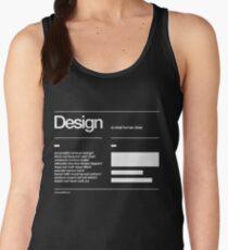 Design Women's Tank Top