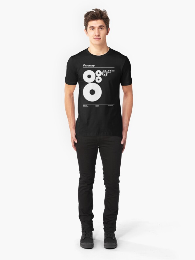 Alternate view of Vis:onary /// Slim Fit T-Shirt