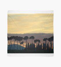 Sunset from Pineta, Lago Trasimeno Scarf