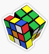 The Cube Sticker