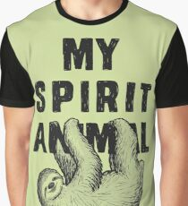 Sloth - my spirit animal Graphic T-Shirt