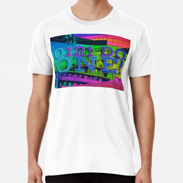 0121 Do One on The Cube Birmingham UK Premium T-Shirt