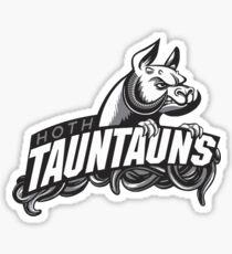 HOTH TAUNTAUNS FOOTBALL TEAM Sticker