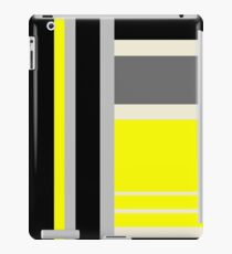 Art Yellow iPad-Hülle & Klebefolie