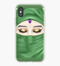 Arabic Hijab Girl iPhone Case