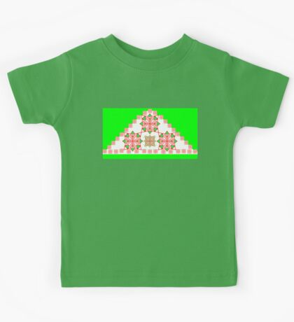 Trendy Triangles Kids Clothes