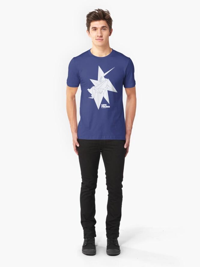 Alternate view of Life Folder // Slim Fit T-Shirt