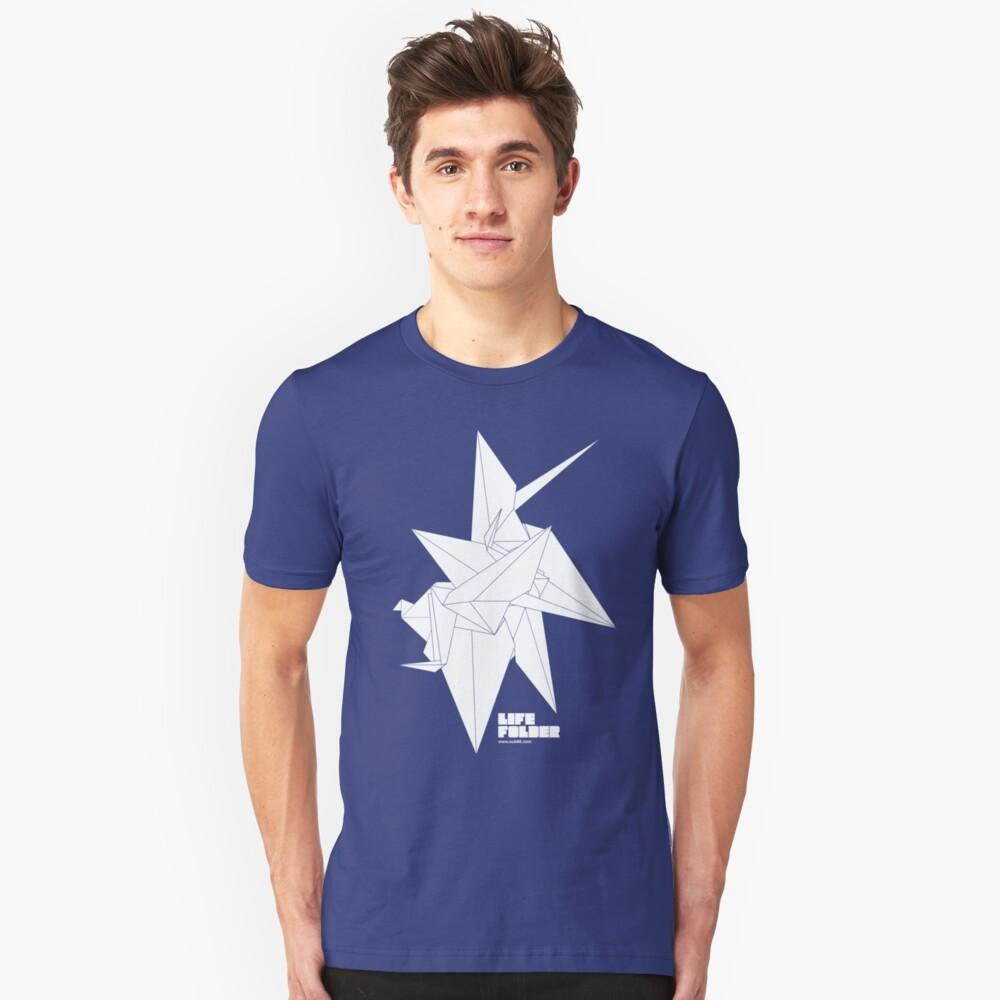Life Folder // Unisex T-Shirt Front