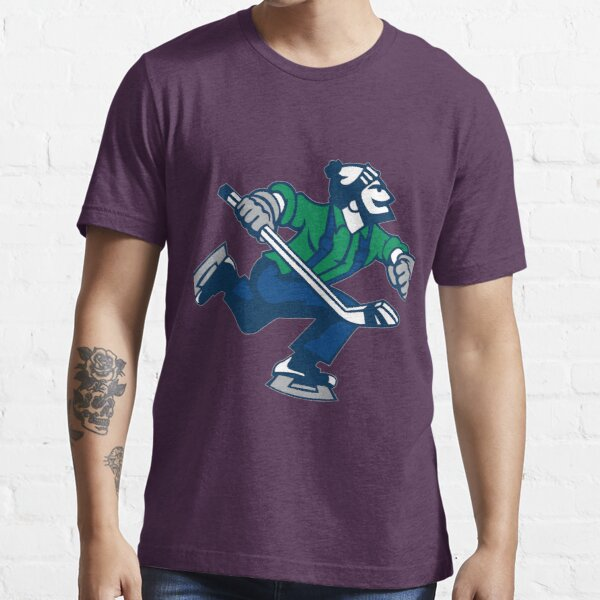 Ice hockey go canucks Essential T-Shirt