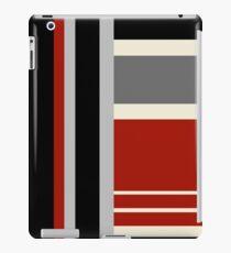 Art Red iPad-Hülle & Klebefolie