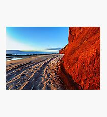 James Price Point Beach Photographic Print