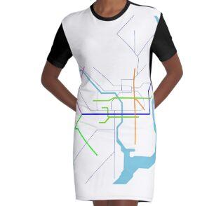Subway Series Philadelphia Throw Pillows By Thenemi