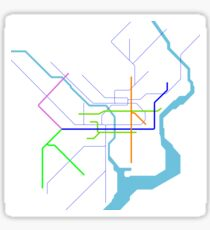 Philly Subway Map.Philadelphia Subway Map Gifts Merchandise Redbubble