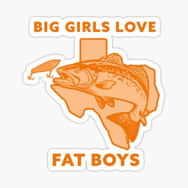 Paul Brown Fat Boy Sticker  Sticker