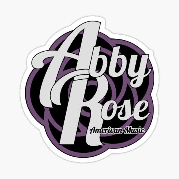 Abby Rose American Music logo Sticker
