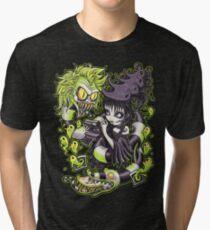 Strange and Unusual Tri-blend T-Shirt