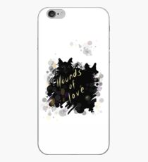 Kate Bush - hounds of love iPhone Case