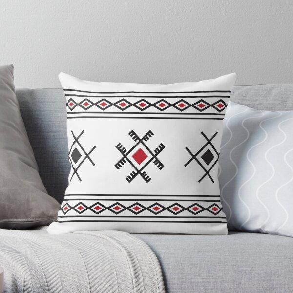 Motif tapis Kabyle Coussin