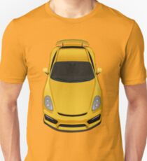 4 shades of yellow T-Shirt