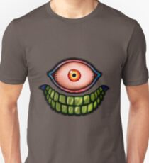 Face of death Unisex T-Shirt