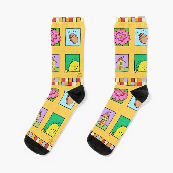 Encouragement Socks
