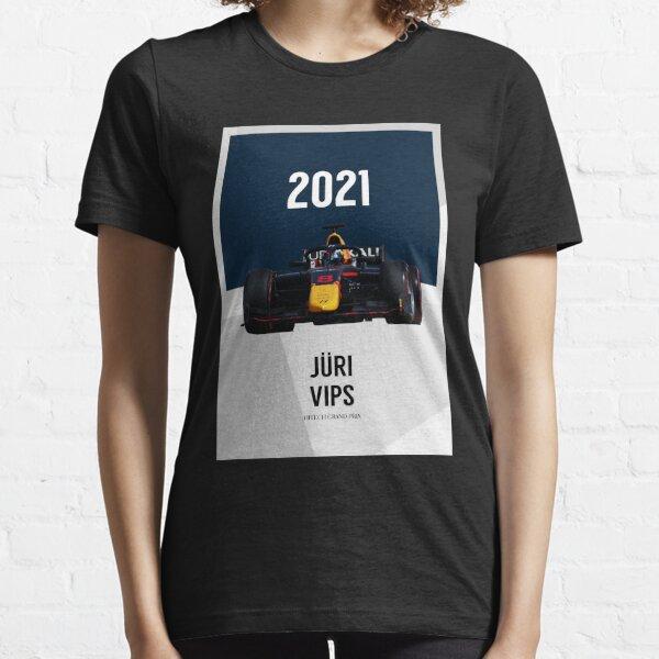 Juri Vips 2021 F2 Poster Essential T-Shirt